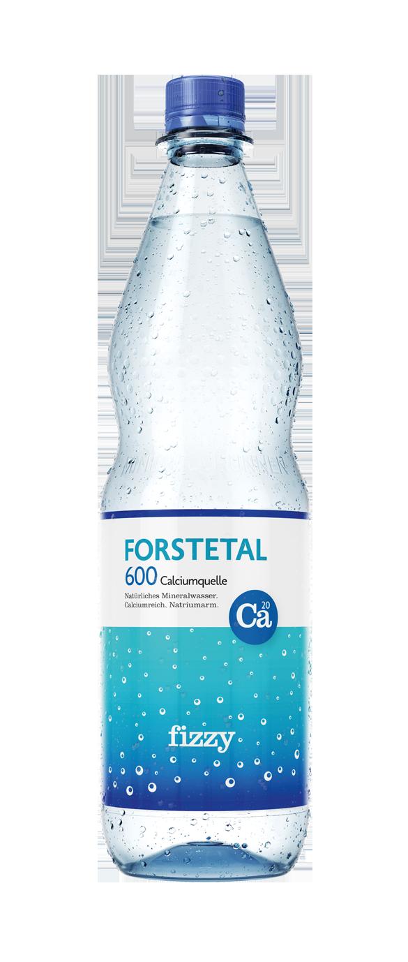 Calciumreiches Wasser